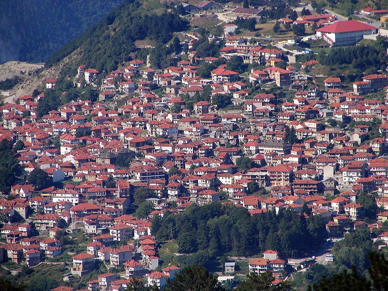 Amniciu- Metsovo