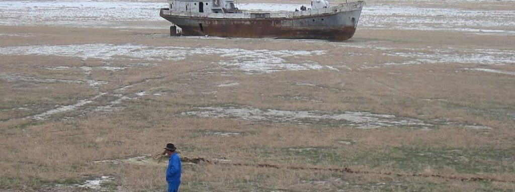 dezastru- marea Aral