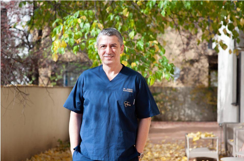 DR. ADRIAN ALEXANDRU, medic primar chirurgie plastica si reconstructiva