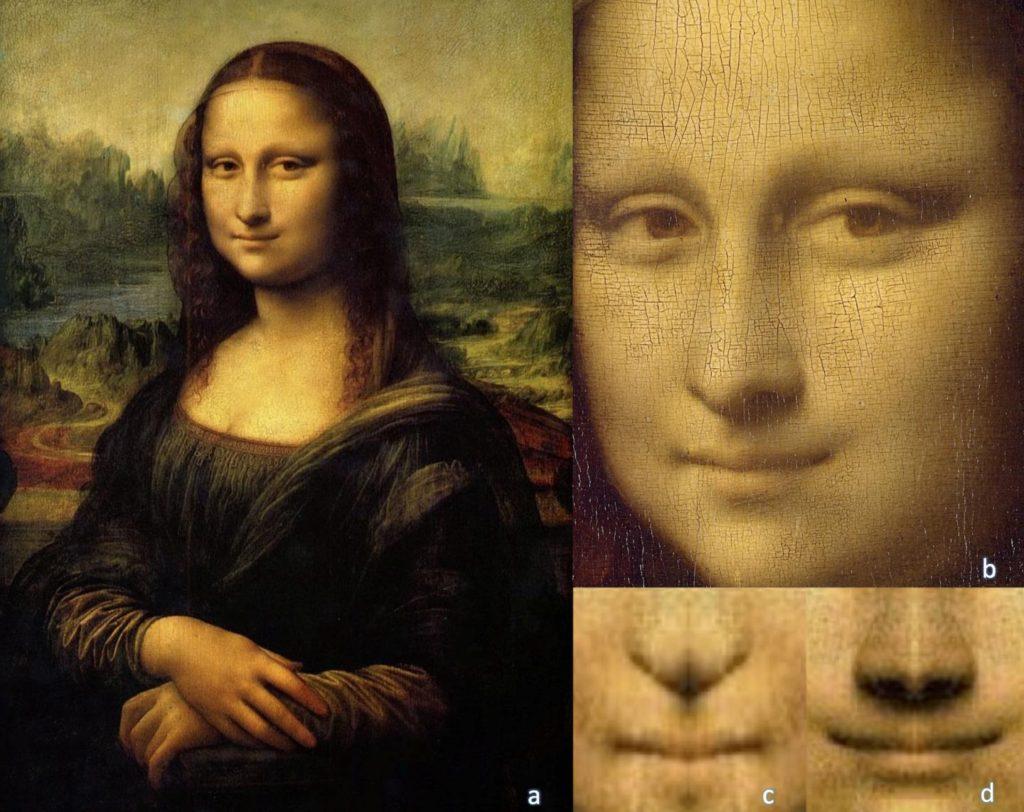 Zâmbet de Mona Lisa