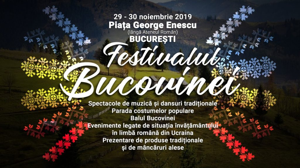 afis festival Bucovina