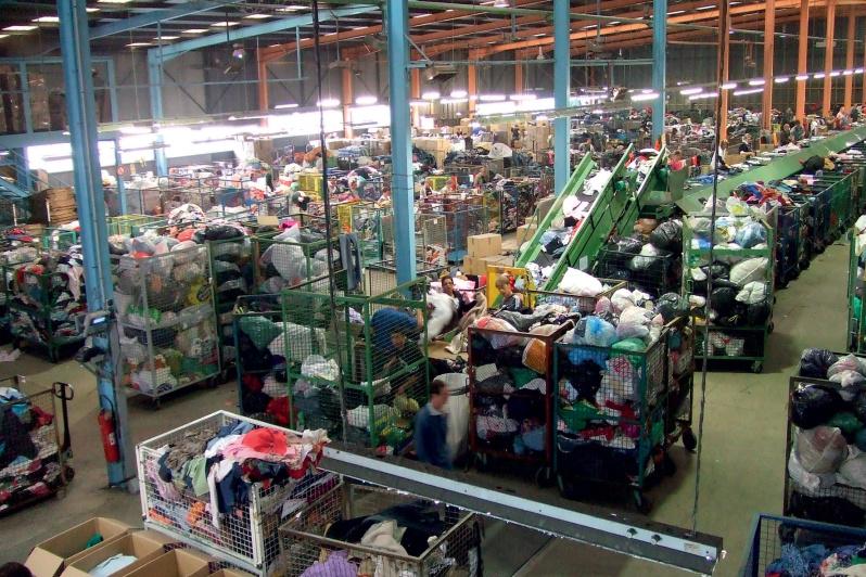consum de apă în industria textilă