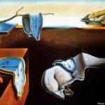 Dalí – artistul care a pictat teoria relativității inspirat de o bucată de brânză