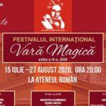 """""""Vara Magică"""" 2020: Anul Beethoven la Bucureşti"""