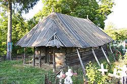 Biserica de lemn din satul Urși
