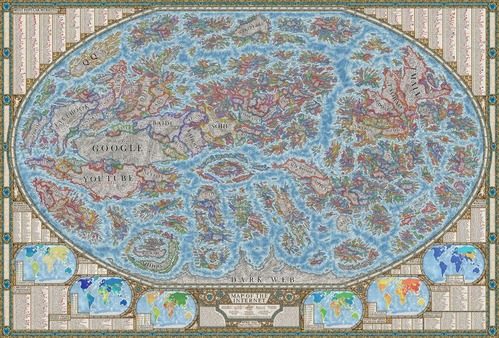Atlasul www in 2021